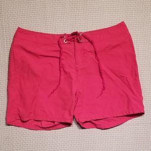 Oakley Women's Board/Swim Shorts - Size 8 Pink
